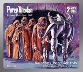 Perry Rhodan Silber Edition - Murcons Vermächtnis, 2 MP3-CDs
