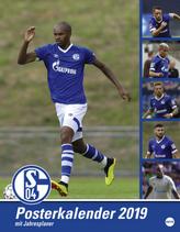 Schalke 04 Posterkalender 2019
