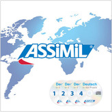 ASSiMiL Deutsch in der Praxis - Audio-CDs