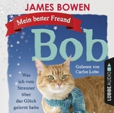 Mein bester Freund Bob, 2 Audio-CDs