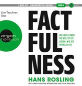 Factfulness, 1 Audio-CD, MP3 Format