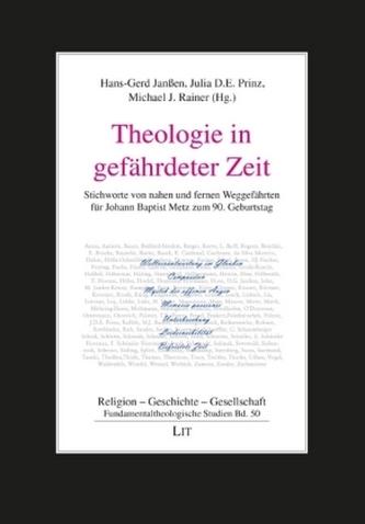 Theologie in gefährdeter Zeit