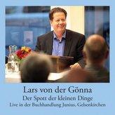 Der Spott der kleinen Dinge (Hörbuch), 1 Audio-CD