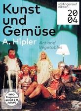 Kunst und Gemüse, A. Hipler Theater als Krankheit, 2 DVD