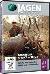 Abenteuer Afrika. Tl.2, 1 DVD-Video