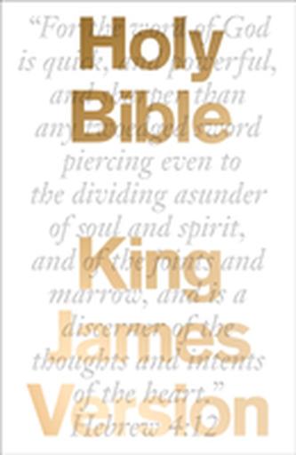The Bible: King James Version (KJV)
