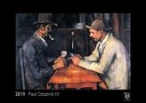Paul Cézanne III - Black Edition - Timokrates Wandkalender 2019, Bilderkalender, Fotokalender - DIN A3 (42 x 30 cm)
