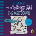 Diary of a Wimpy Kid, The Meltdown, Audio-CD