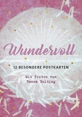 Wundervoll - 12 besondere Postkarten