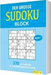 Der große Sudokublock Band 1