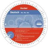 Wheel. Deutsch Der, die, das. Sprachdrehscheibe