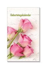 Taschen-Geburtstagskalender Blumen