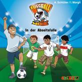 Fußball-Haie 09. In der Abseitsfalle