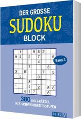 Der große Sudokublock Band 3