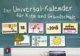 Der Universal-Kalender für Kita und Grundschule, 2019