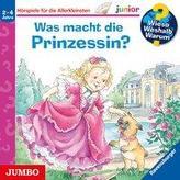 Wieso? Weshalb? Warum? junior. Was macht die Prinzessin?