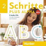 Schritte plus Alpha Neu 2 / 2 Audio-CDs zum Kursbuch