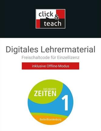 Das waren Zeiten BE/BR click & teach 1 Box