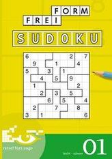 Freiform-Sudoku 01