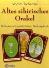 Altes sibirisches Orakel. Set