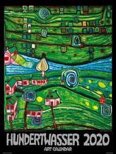 Großer Hundertwasser Art Calendar 2020