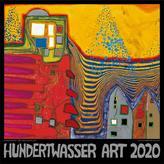 Hundertwasser Broschürenkalender Art 2020