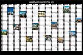 Hundertwasser Jahresplaner Architektur 2020