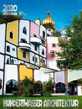 Grosser Hundertwasser Architektur Kalender 2020