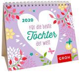 Für die beste Tochter der Welt 2020: Mini-Monatskalender