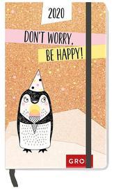 Don't worry, be happy 2020: Taschenkalender