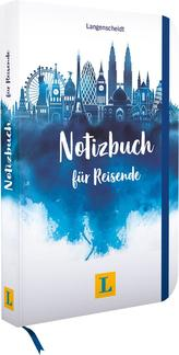 Langenscheidt Notizbuch für Reisende - Zum Vorbereiten und Erinnern