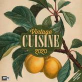 Vintage Cuisine 2020 Broschürenkalender