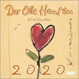 Der Olle Hansen 2020 - Von Pit Schulz - Broschürenkalender