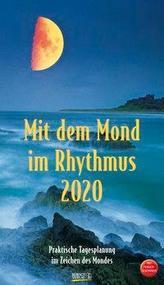 Mit dem Mond im Rhythmus 2020