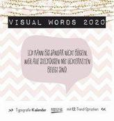 Visual Words Colour 2020