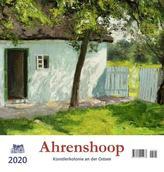 Ahrenshoop 2020 Postkartenkalender