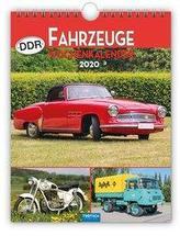 Wochenkalender  DDR-Fahrzeuge 2020