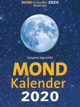 Mondkalender 2020 - Abreißkalender
