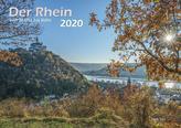 Der Rhein von Mainz bis Köln 2020 Bildkalender A3
