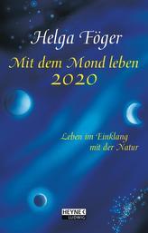 Mit dem Mond leben 2020 Taschenkalender