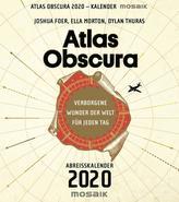 Atlas Obscura - Abreißkalender 2020