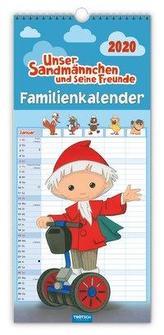 Familienkalender Sandmännchen 2020