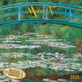 Claude Monet 2020 Artwork