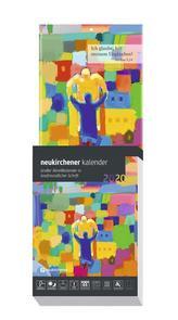 Neukirchener Kalender 2020 Großdruck-Abreißkalender