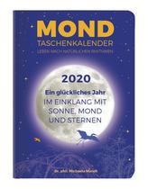 Mond Taschenkalender 2020