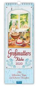 Großmutters Küche 2020 Maxi-Streifenkalender