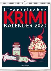 Literarischer Krimikalender 2020