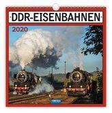 Technikkalender DDR-Eisenbahn 2020