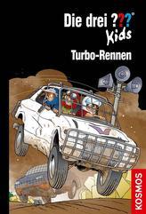 Die drei ??? Kids, 81, Turbo-Rennen