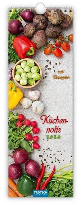 Küchennotizkalender 2020